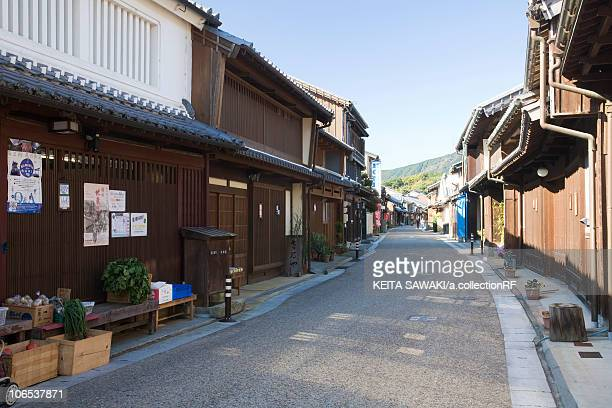 Sekiyado, Mie Prefecture, Honshu, Japan