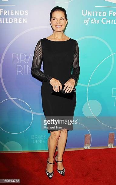 Sela Ward arrives at the United Friends of the Children Brass Ring Awards 2013 held at The Beverly Hilton Hotel on May 29 2013 in Beverly Hills...