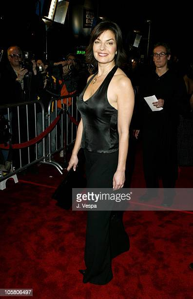 Sela Ward during 'Dirty Dancing Havana Nights' Premiere Red Carpet at ArcLight Theater in Hollywood California United States