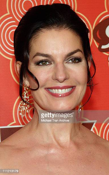 Sela Ward during FOX Fall Casino Party Arrivals at Cabana Club in Hollywood CA United States