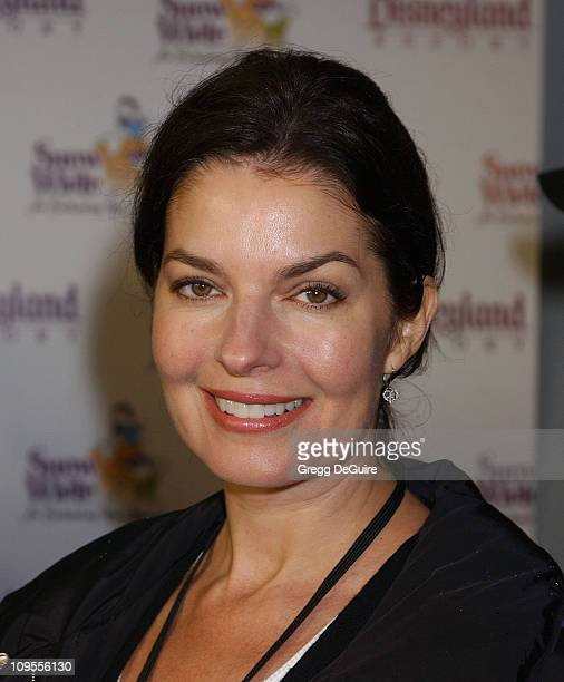 Sela Ward during 'Snow White An Enchanting New Musical' Premiere Arrivals at Fantasyland Theatre at Disneyland in Anaheim California United States