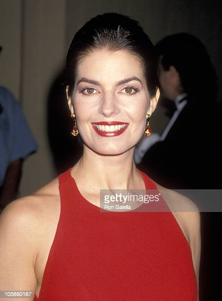 Sela Ward during The 9th Annual ASC Awards For Outstanding Achievement In Cinematography at Beverly Hilton Hotel in Beverly Hills California United...