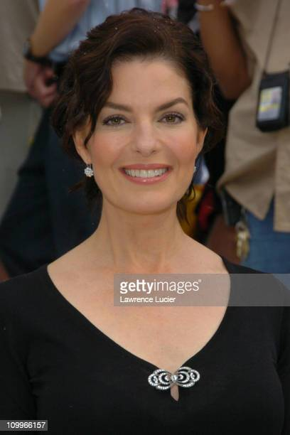 Sela Ward during The Day After Tomorrow New York Premiere at American Museum of Natural History in New York City New York United States