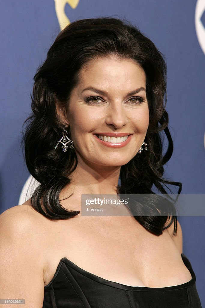 Sela Ward, presenter during The 57th Annual Emmy Awards - Press Room at Shrine Auditorium in Los Angeles, California, United States.