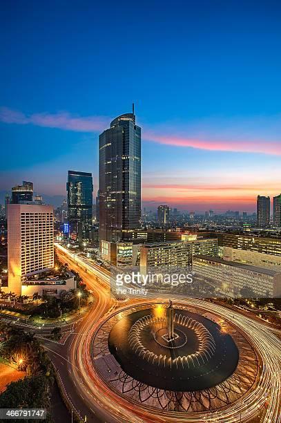 Selamat Datang Monument Jakarta