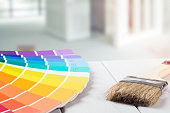 selecting paint color for home interior design