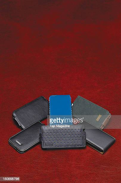 A selection of flip cases for iPhones November 18 2011