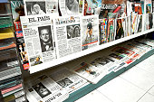 Spanish Newspapers The Day After Duke of Edimburgh Died