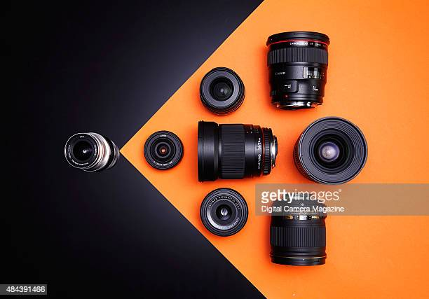 A selection of wideangle prime lenses taken on November 27 2014