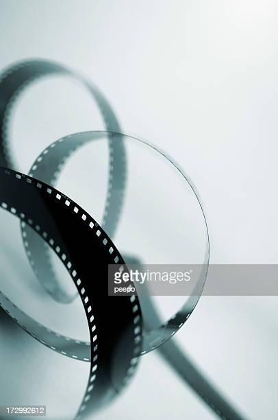 Mise au point sélective des bandes de film-image