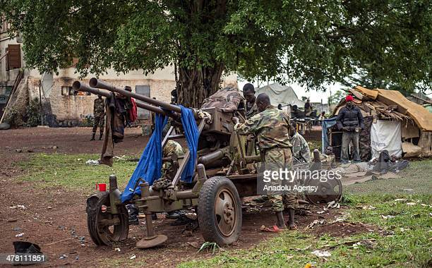 Seleka fighters in RDOT camp announce that they are ready to take away weapons under the condition that having the same rights and duties with other...