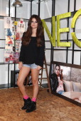 Selena Gomez attends a photocall to launch the Selena Gomez by adidas NEO collection on July 9 2013 in Berlin Germany