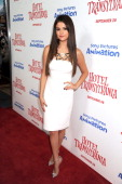 Selena Gomez attends the Los Angeles premiere of 'Hotel Transylvania' at Pacific Theatre at The Grove on September 22 2012 in Los Angeles California