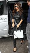 Selena Gomez seen at KISS FM UK on September 9 2013 in London England