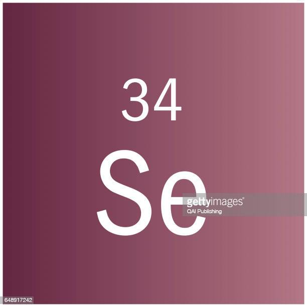 Selenium Semimetal that is usually used in photoelectric cells and semiconductors it is an indispensable trace element for organisms