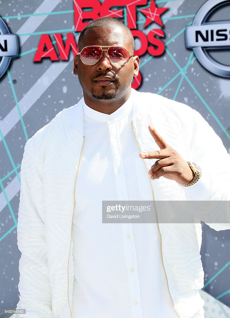 DJ Self attends the 2016 BET Awards at Microsoft Theater on June 26, 2016 in Los Angeles, California.