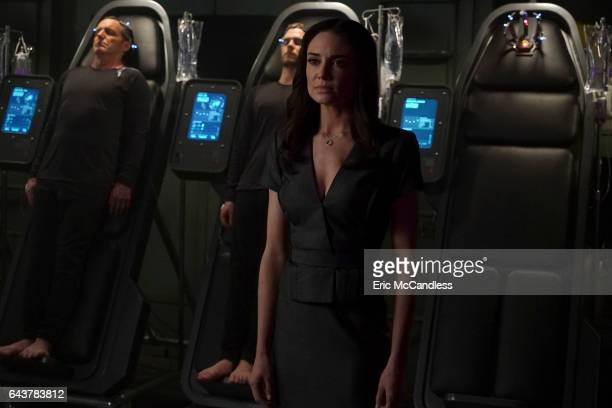 S AGENTS OF SHIELD 'Self Control' Suspicion turns to paranoia when the team doesn't know who can be trusted as more LMDs infiltrate SHIELD on...