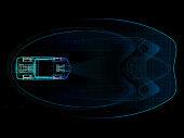 Self drive car, autopilot
