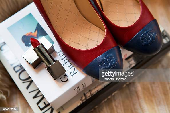 Self Magazine's fashion director Melissa Ventosa Martin is photographed for Vensette on March 26 2015 in New York City