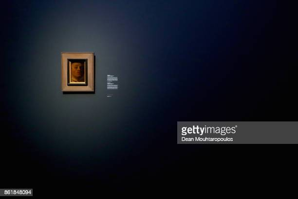 A self portrait by Matthijs Maris during a special exhibition held at the Rijksmuseum on October 13 2017 in Amsterdam Netherlands Matthijs Maris was...