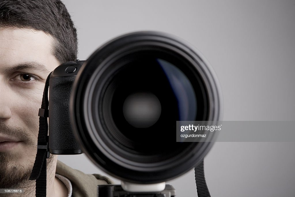 Self portrait : Stock Photo