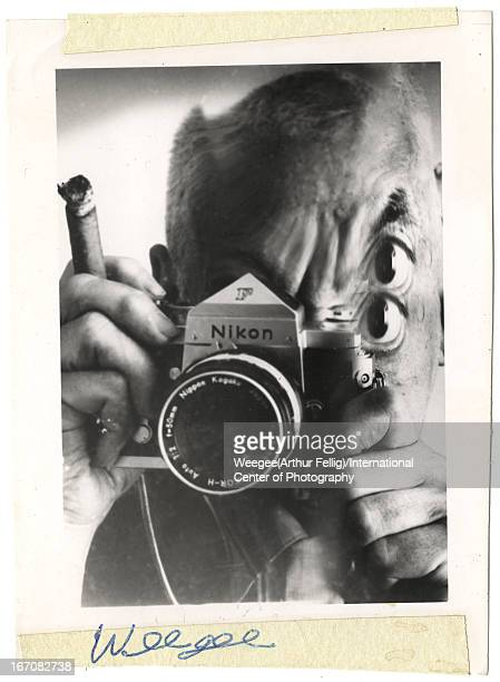 Self Portrait twentieth century Photo by Weegee /International Center of Photography/Getty Images