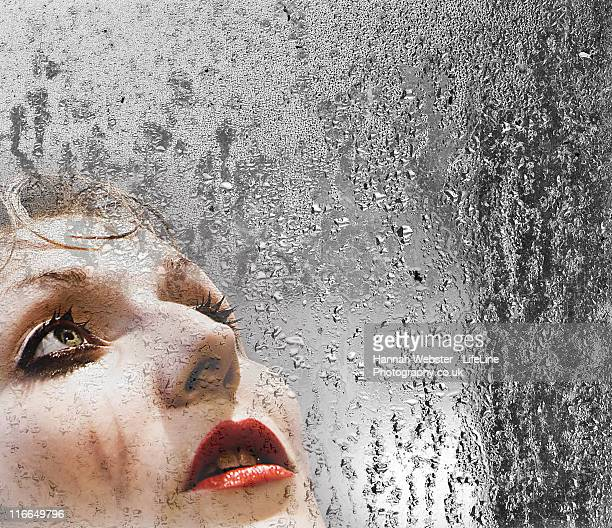 Self portrait woman
