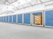 Self Storage Warehouse
