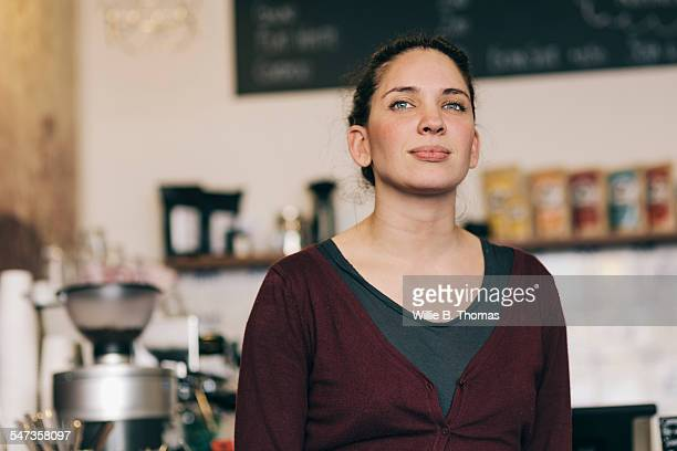 Self-Confidence Small Business Owner