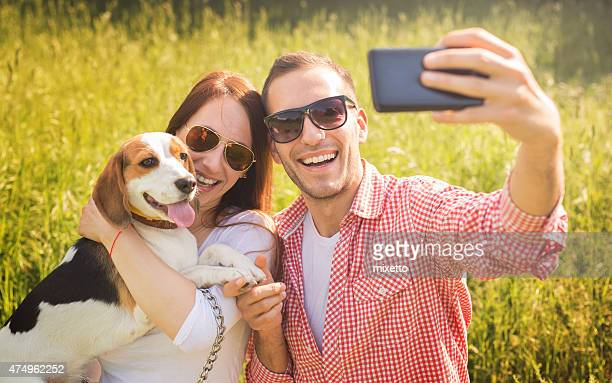 Selfie family