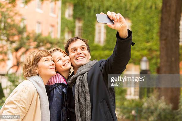 Selfie Family Portrait