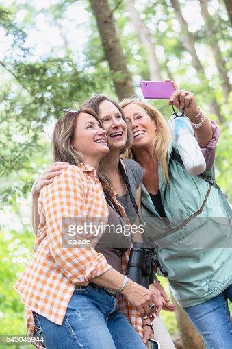 Selfie vos amis