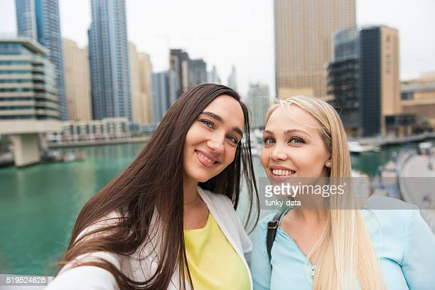 Selfie in Dubai
