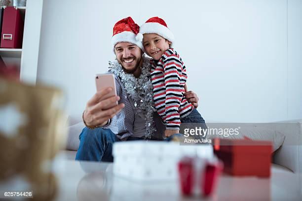 Selfie on Christmas day!