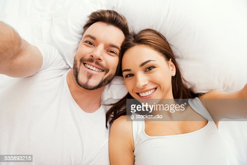 Selfie! : Stock Photo