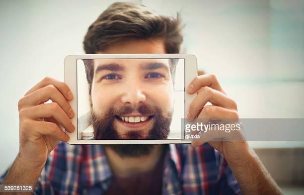 Selfie Zeit.