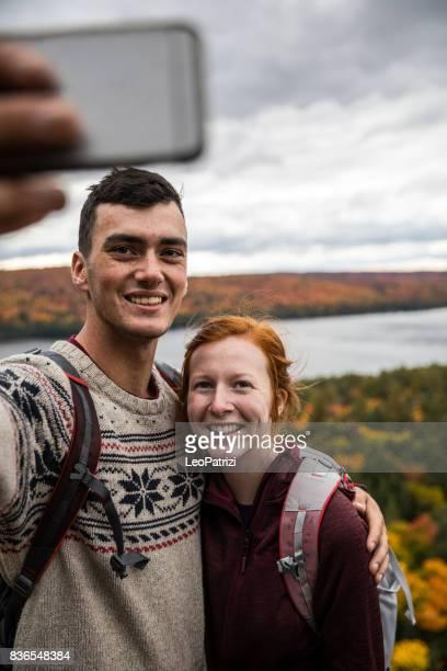 Selfie mit meine Lieben!
