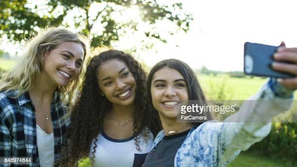 Selfies at the Park