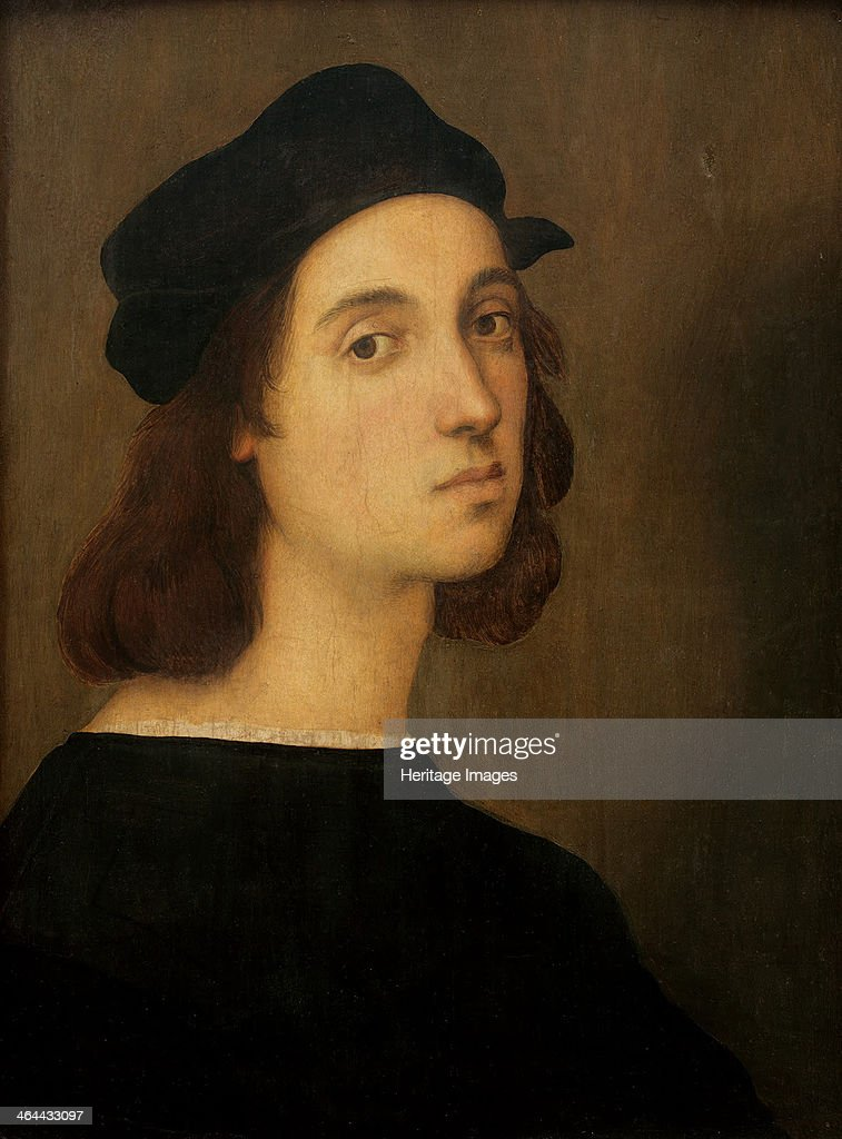 SelfPortrait 15051506 Found in the collection of the Galleria degli Uffizi Florence