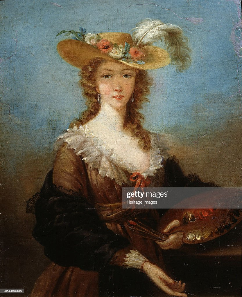 Vigee Le Brun was the most successful and celebrated portrait painter of her age with the best known figures in late 18th century Paris sitting for her, before the French Revolution forced her to flee France.