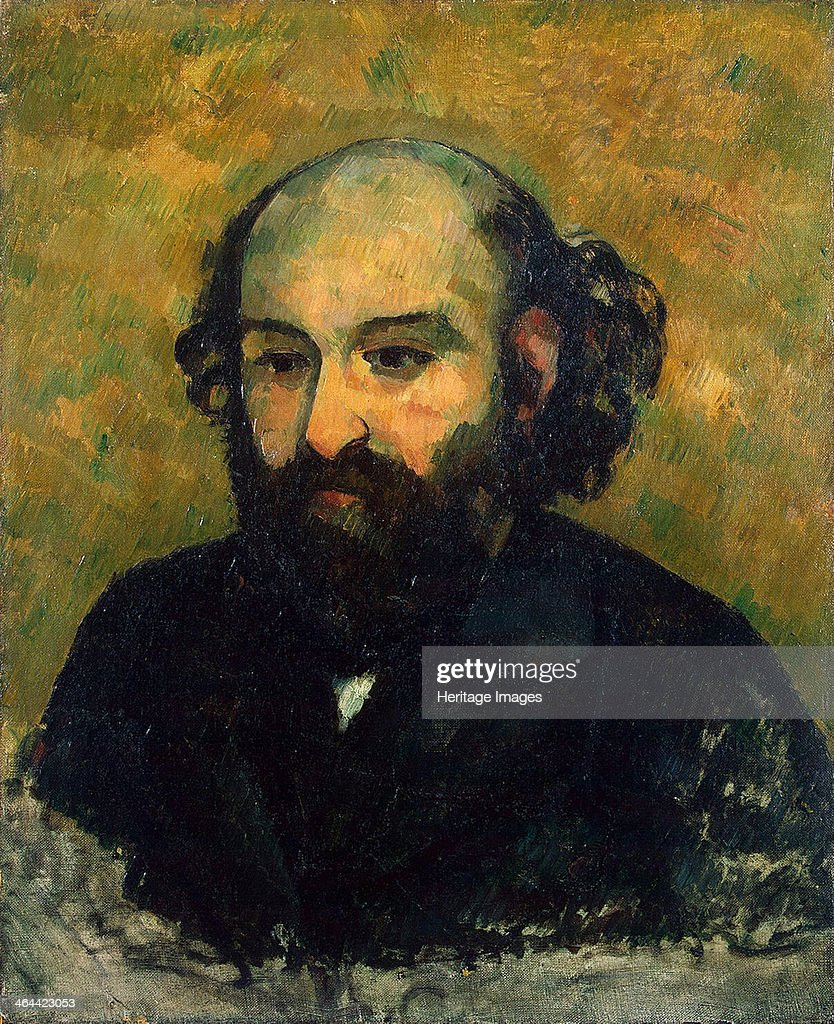 Self-Portrait, 1880-1881. Found in the collection of the State Hermitage, St. Petersburg.