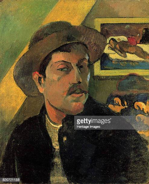 SelfPortrait Found in the collection of Musée d'Orsay Paris