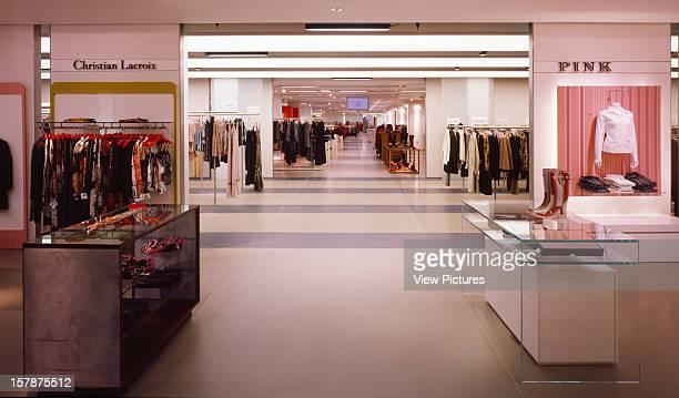 Selfridges 3Rd Floor London United Kingdom Architect Stanton Williams Selfridges 3Rd Floor Panoramic View