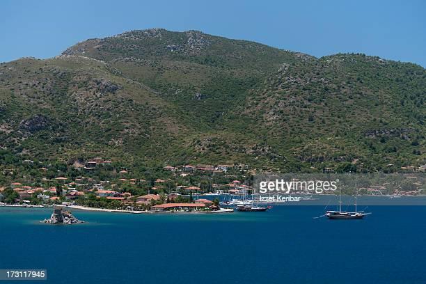 Selimiye is a village in Marmaris District