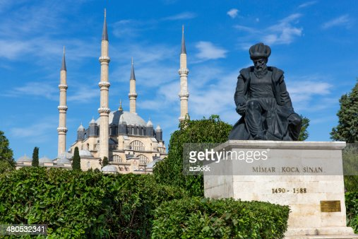 Selimiye Mosque : Stock Photo
