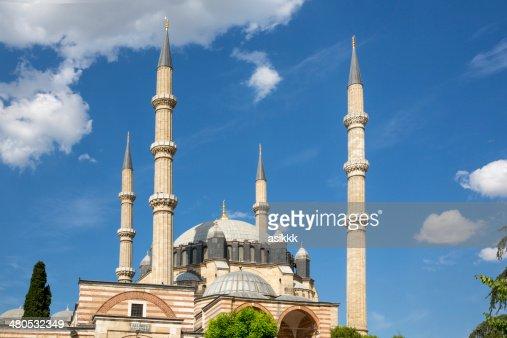 Selimiye-Moschee : Stock-Foto