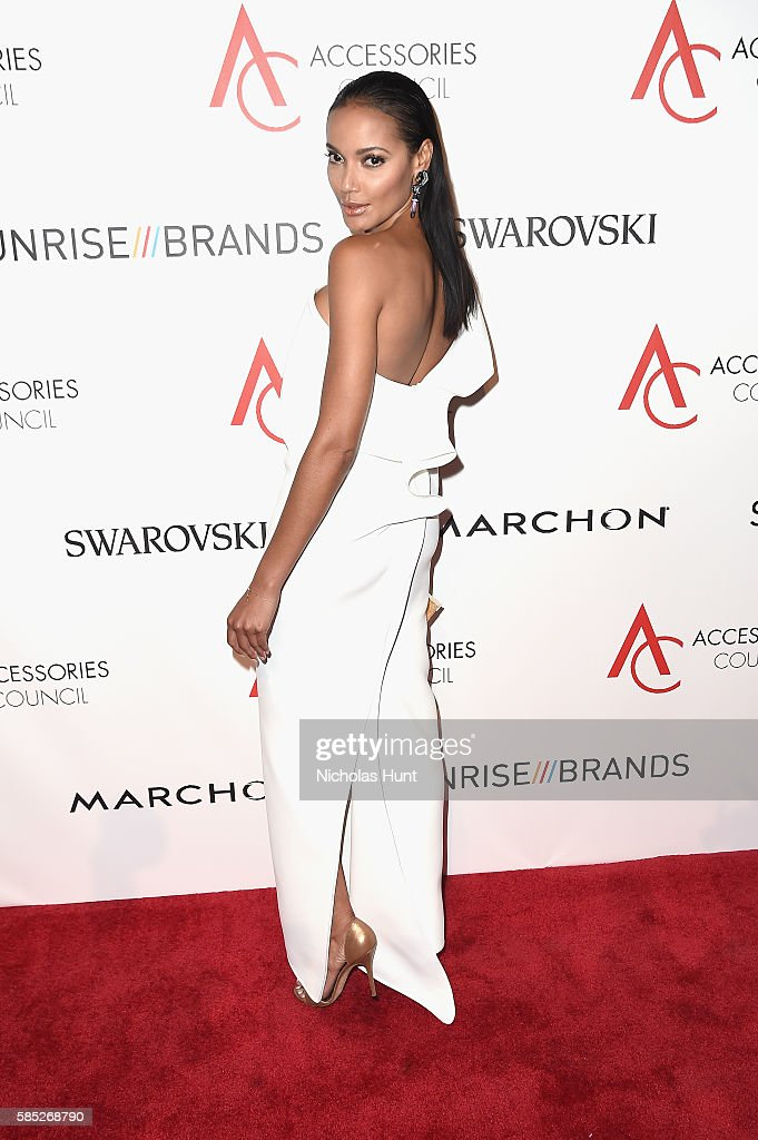 Selita Ebanks attends the 2016 ACE Awards at Cipriani 42nd Street on August 2 2016 in New York City