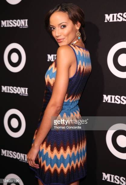 Selita Ebanks attends the Missoni for Target Private Launch Event on September 7 2011 in New York City