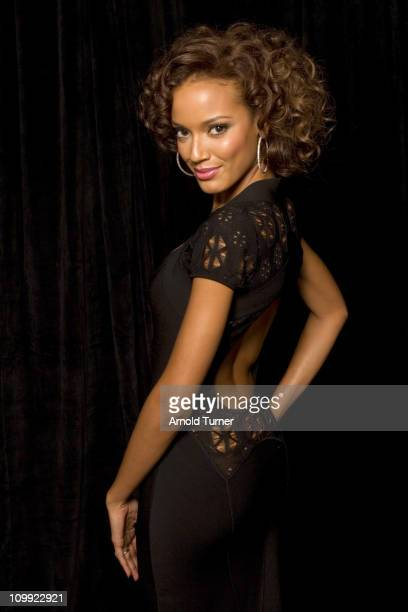 Selita Ebanks during BET Awards 2007 Photo Gallery at Shrine Auditorium in Los Angeles California United States