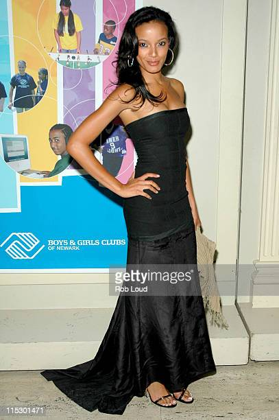 Selita Ebanks during Boys and Girls Club Honors Queen Latifah at Cipriani in New York City New York United States